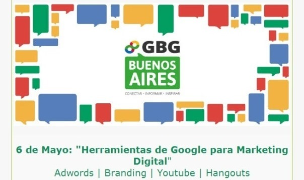 Con amplia convocatoria se realizó el Seminario: Herramientas de Google para Marketing Digital