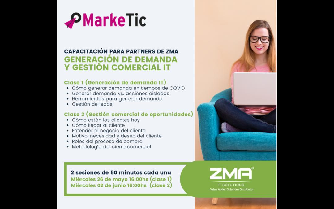 Capacitación de Generación de Demanda exclusiva para Patners de ZMA.